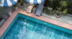 How Safe Is Swimming Pool Water?